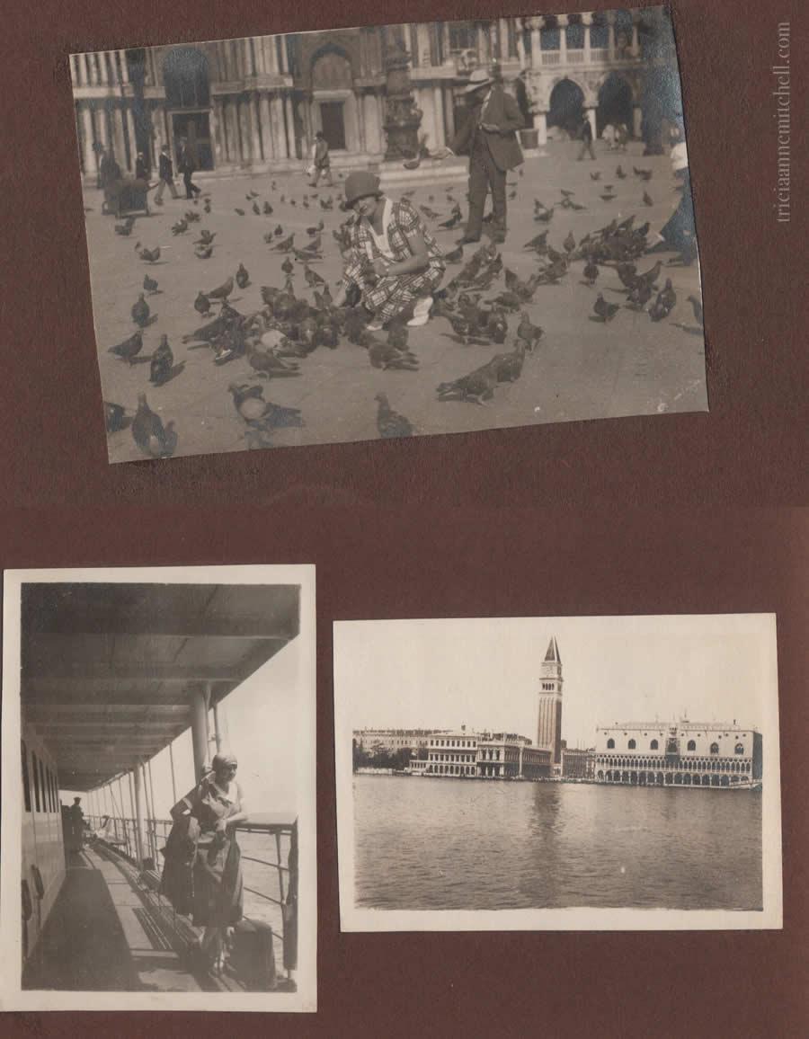 Erna Blonek Venice