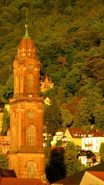 Jesuitenkirche - Heidelberg Altstadt