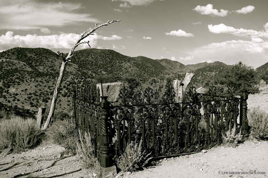 Virginia City Nevada Cemetery