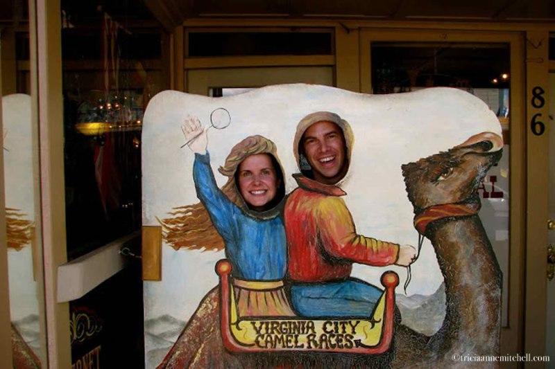Virginia City Nevada Day trip