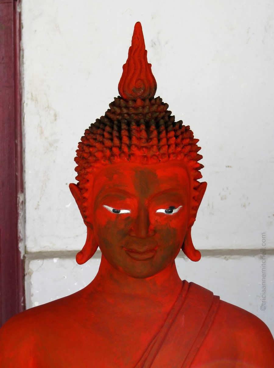 Buddha Luang Prabang Laos