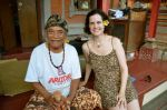 Tricia and Ketut Liyer