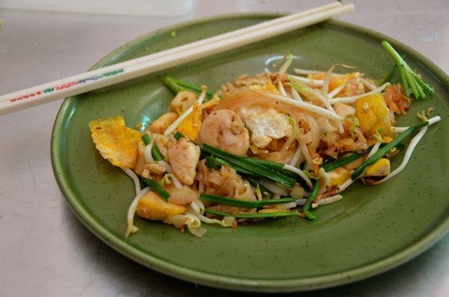 Pad Thai and Chopsticks