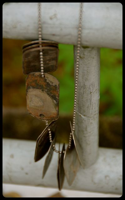 Dog Tags and Antique Items for Sale in Hue, Vietnam