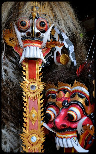 Balinese masks for sale