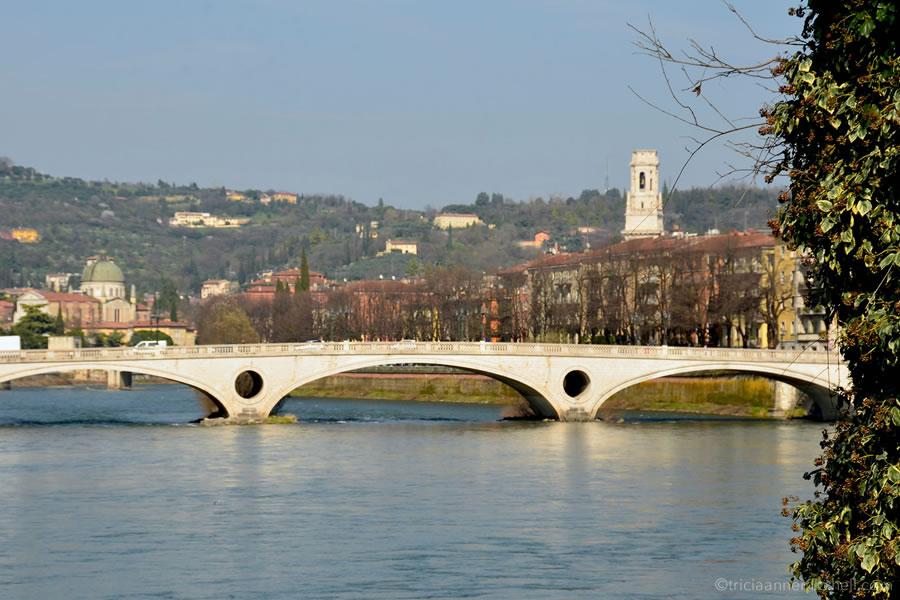 Verona Italy Adige River