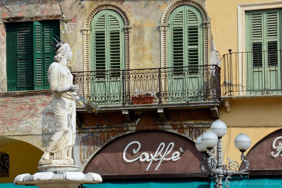Verona Italy Caffe