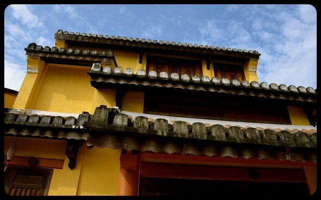 Hoi An Architecture - building
