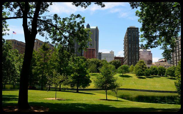Gateway Arch Grounds, St. Louis
