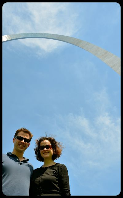 Visiting the Gateway Arch