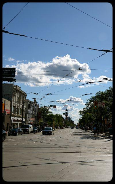 Toronto Street Scene