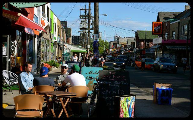 Kensington Diners- Toronto
