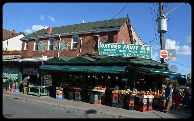 Kensington Market - Toronto
