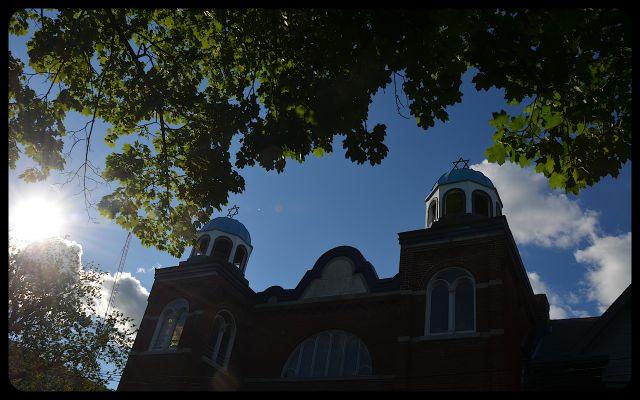 Synagogue in Kensington, Toronto