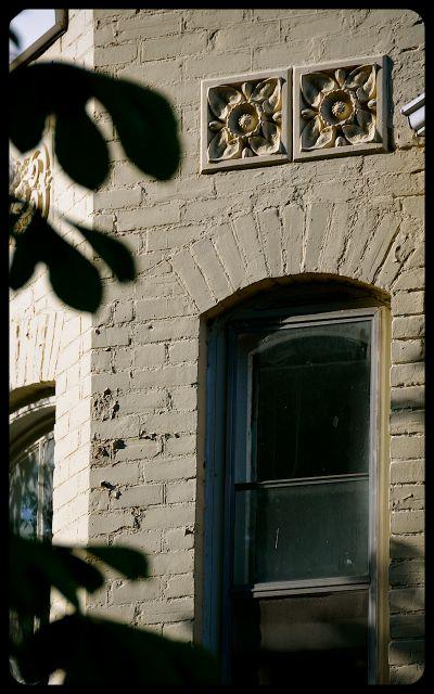 Detail of Kensington House - Toronto