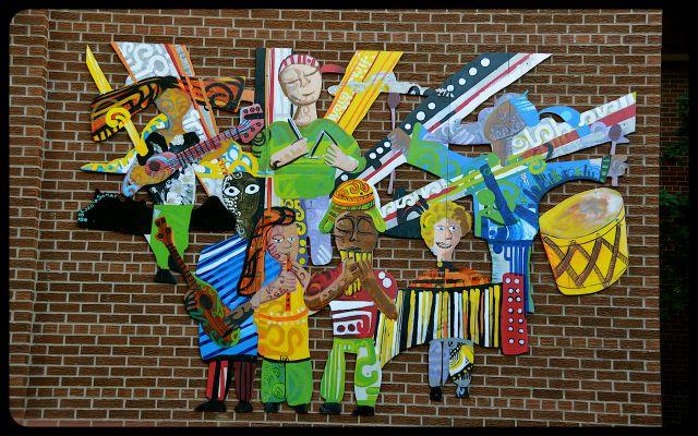 Toronto School Mural