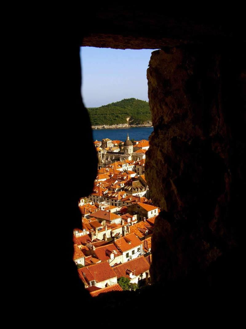 Dubrovnik Peep Hole