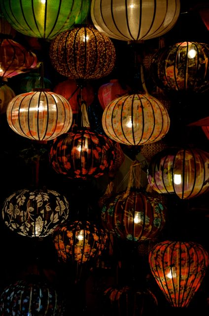 Hoi An Lanterns for Sale