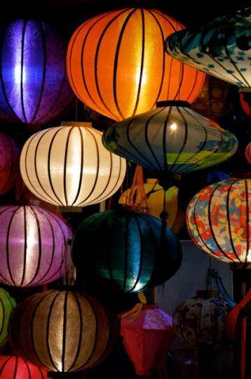 hoi an lanterns for sale