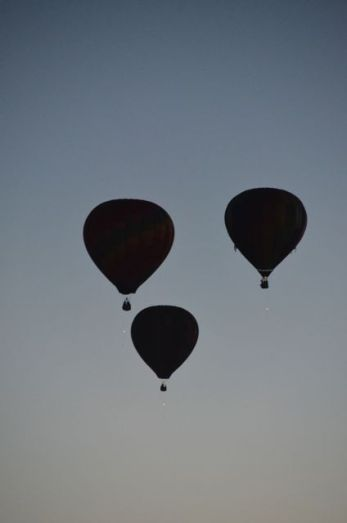 Reno dawn patrol balloon races
