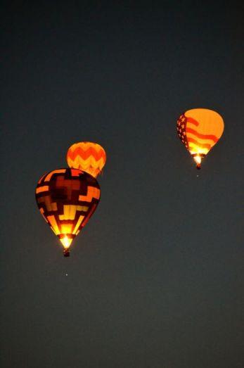 Reno dawn patrol balloon races