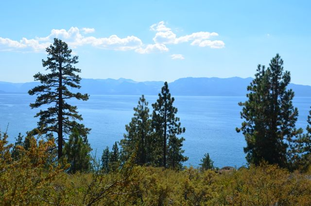 Lake Tahoe Vista