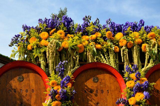 Oktoberfest flowers