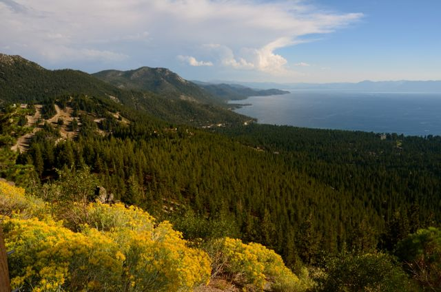 Lake Tahoe Overlook