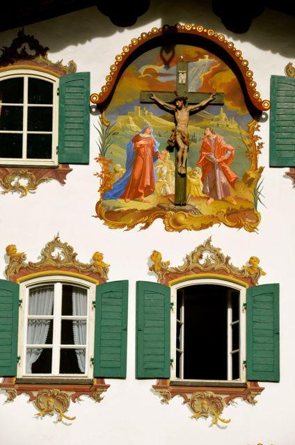 Oberammergau Fresco