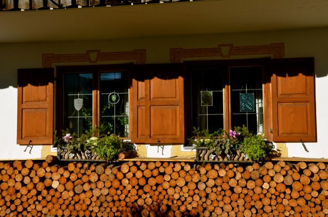 Oberammergau home