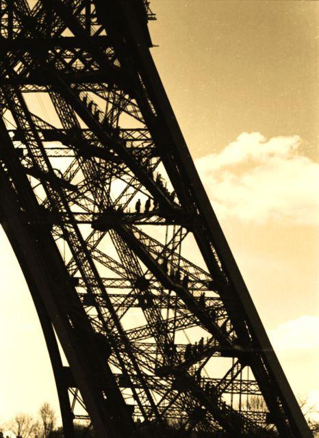 Eiffel Tower copyright Maurice Sapiro