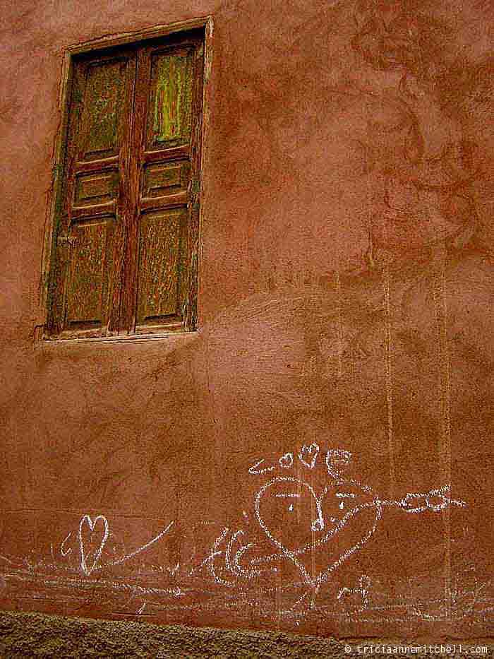 Marrakech Love on Wall