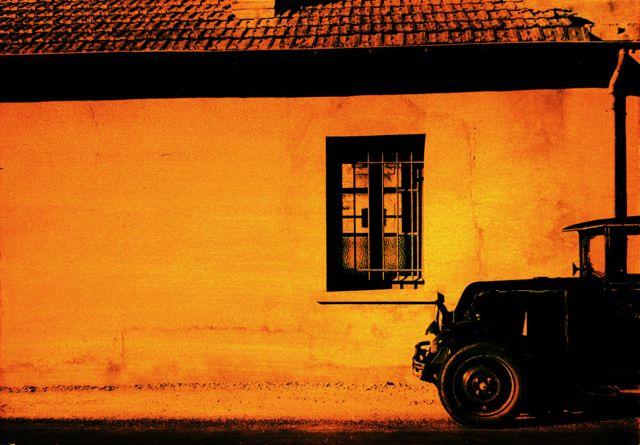 Parisian Auto copyright Maurice Sapiro
