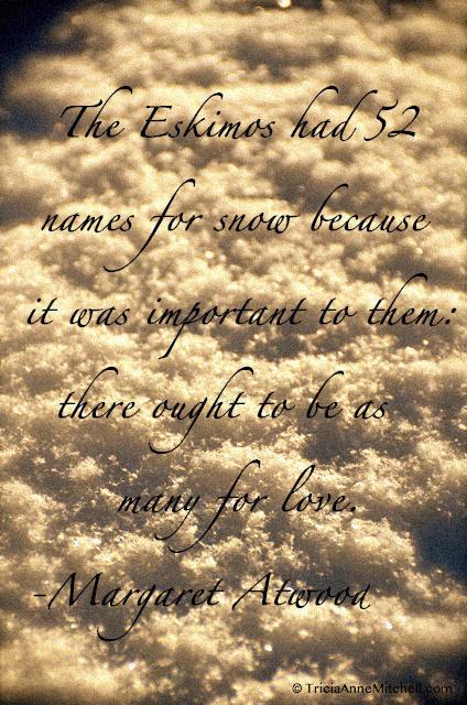 snow quote