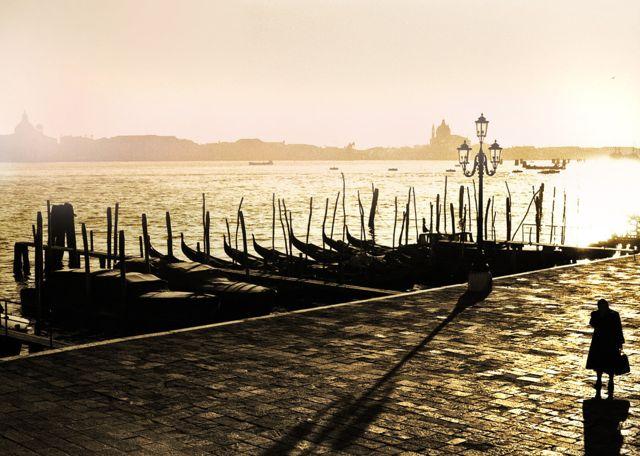 Sunset Venice copyright Maurice Sapiro