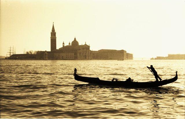 Venice 56 #4 copyright Maurice Sapiro