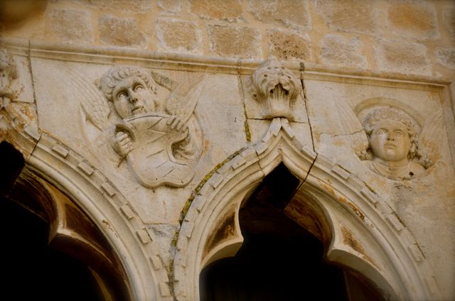 Trogir architecture