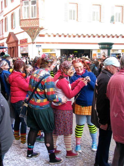 Fasching Parade in Heidelberg027