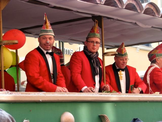 Fasching Parade in Heidelberg044
