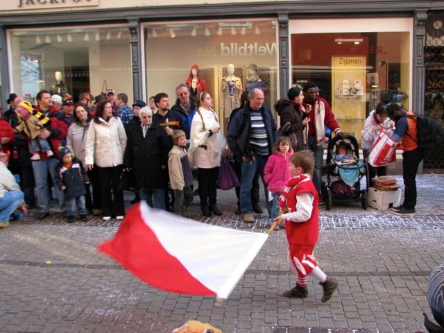 Fasching Parade in Heidelberg052