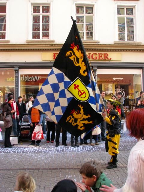 Fasching Parade in Heidelberg096