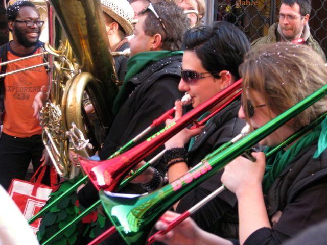 Fasching Parade in Heidelberg116