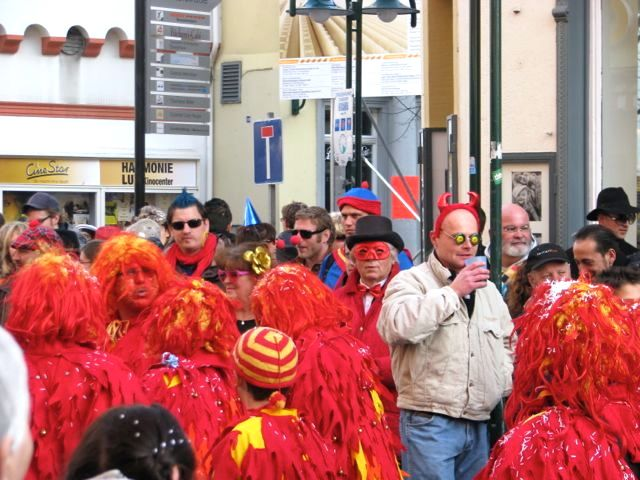 Fasching Parade in Heidelberg118