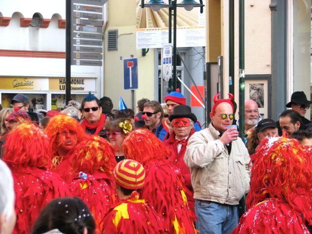 Fasching Parade in Heidelberg118
