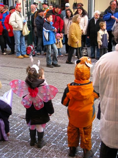 Fasching Parade in Heidelberg135