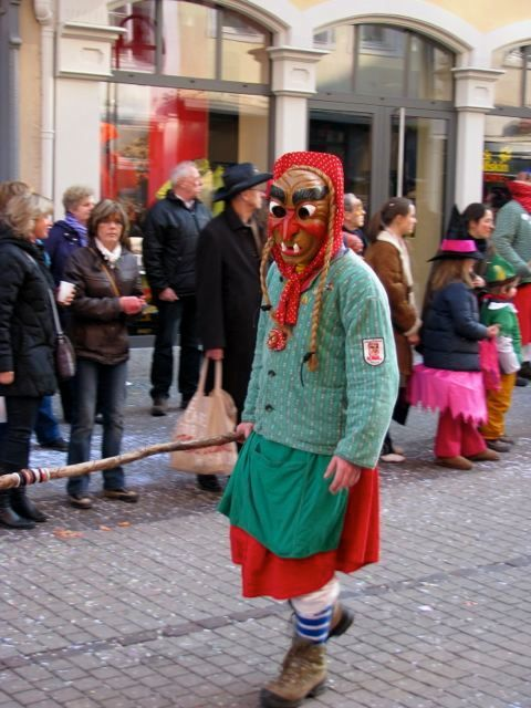 Fasching Parade in Heidelberg147