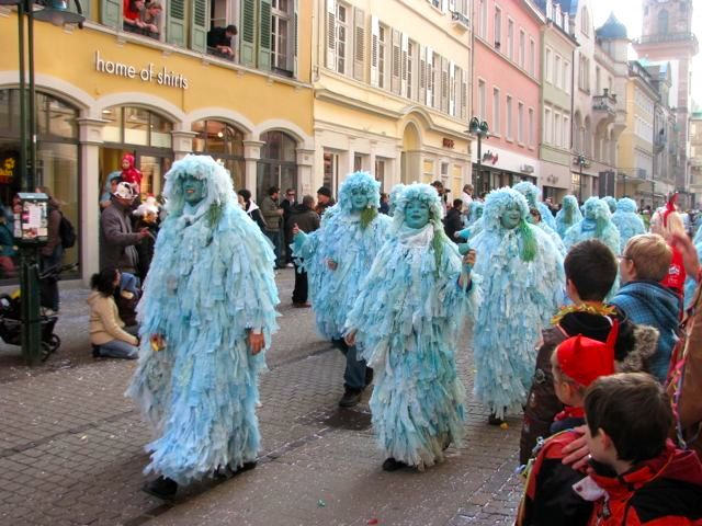 Fasching Parade in Heidelberg153