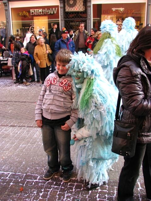 Fasching Parade in Heidelberg159