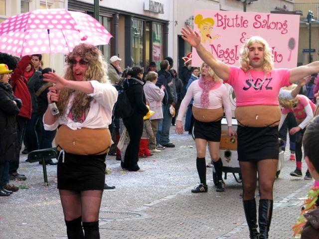 Fasching Parade in Heidelberg161
