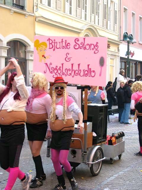 Fasching Parade in Heidelberg163